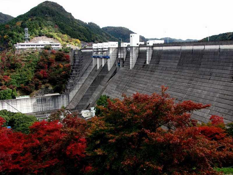 耶馬溪ダム