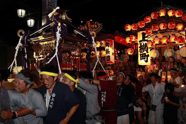 祇園祭ふるさと茂木夏まつり