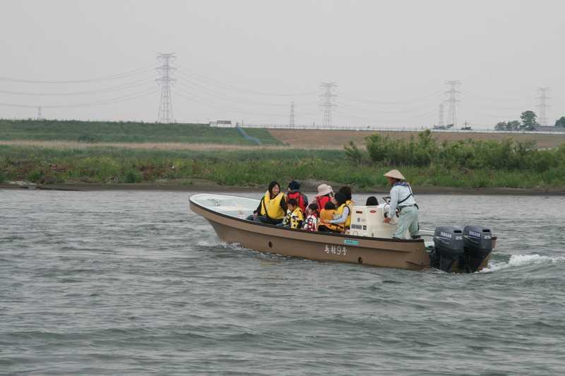 島村渡船の画像