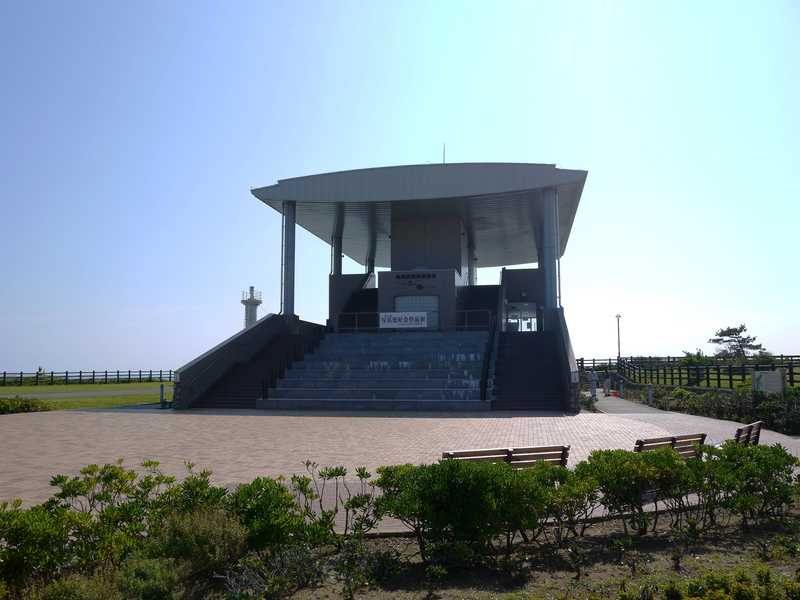飯岡形部岬展望館