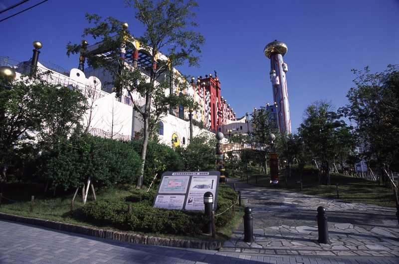 大阪市舞洲工場(ごみ処理工場)