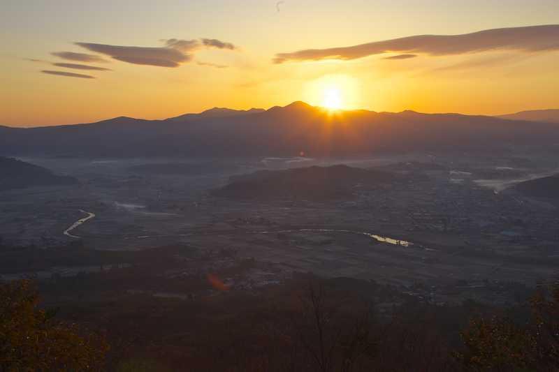 遠野 高清水展望台