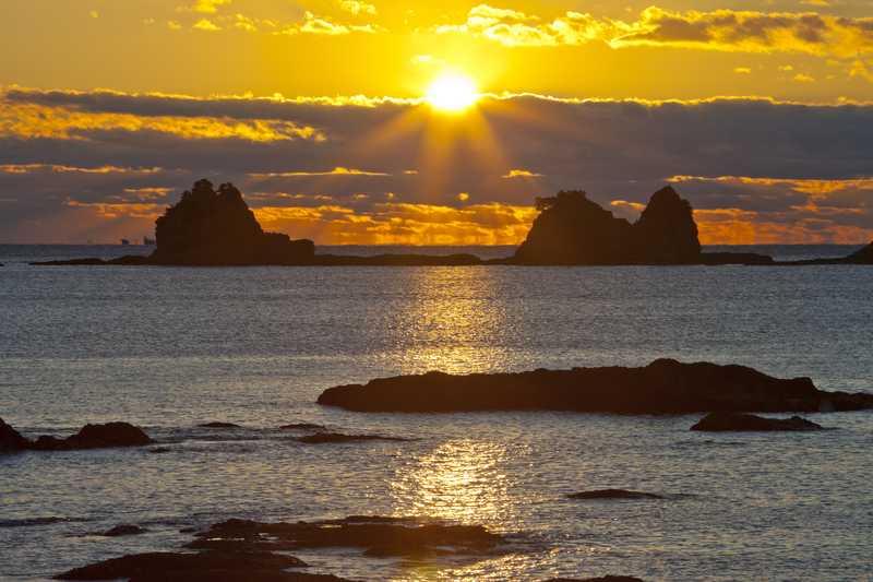 古座海岸の画像