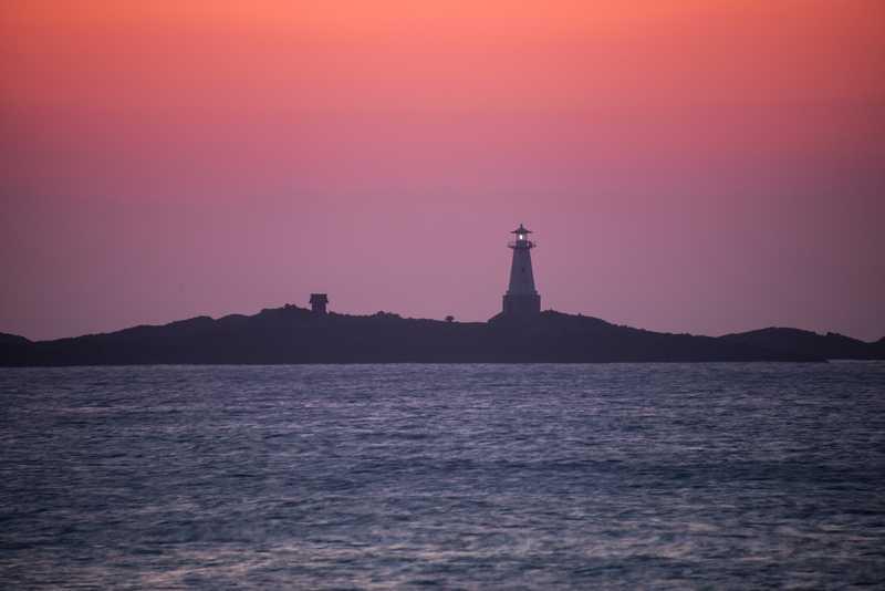 美々津灯台