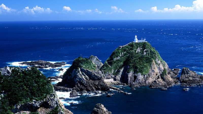 佐多岬灯台