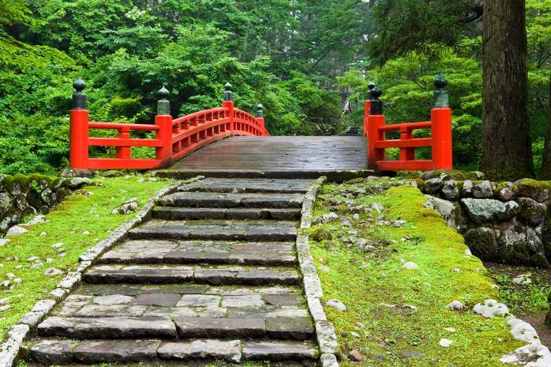 出羽三山神社参道