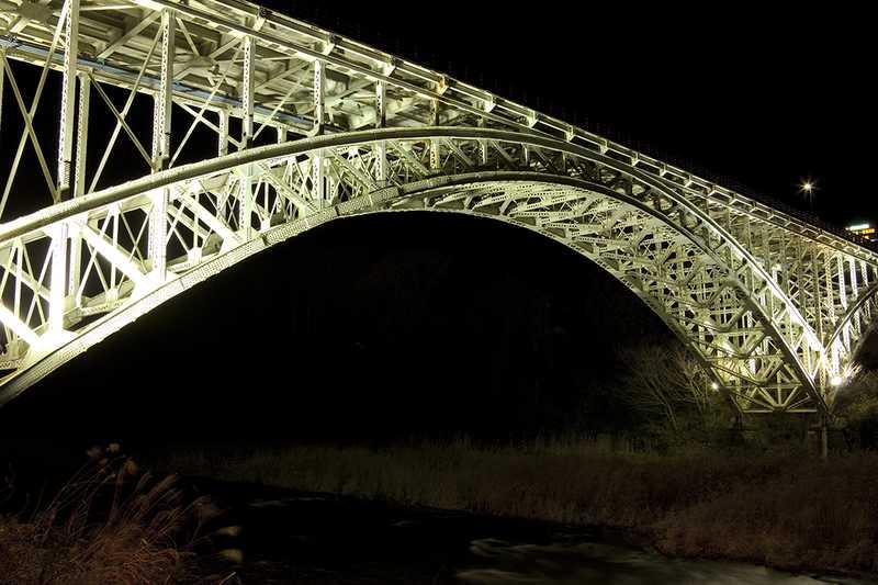 陸羽街道 晩翠橋