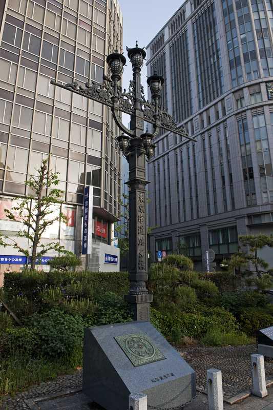 東海道(日本橋付近)