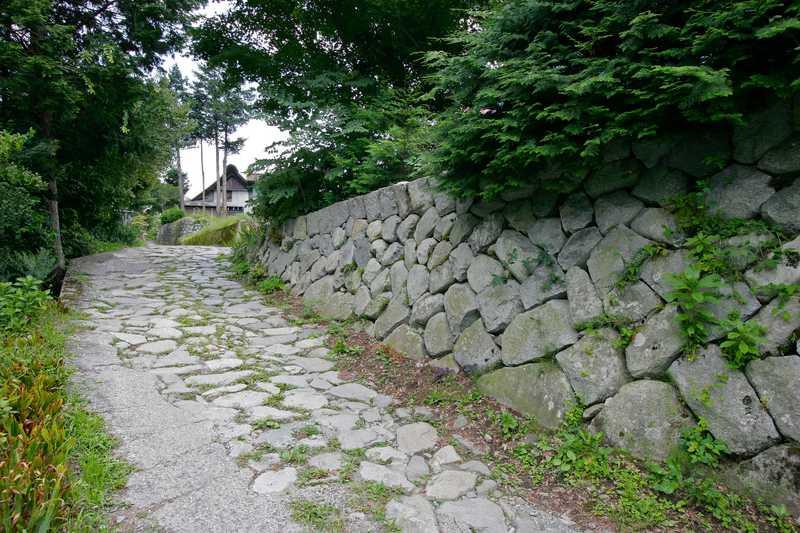 鎌倉街道 御坂隧道