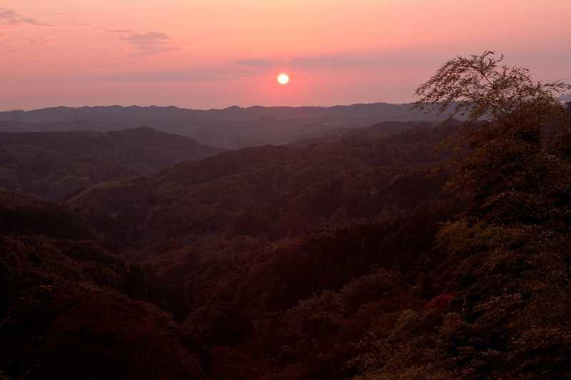 北陸道 倶利伽羅峠