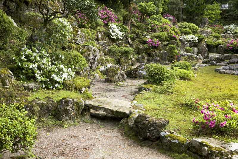 天徳寺庭園