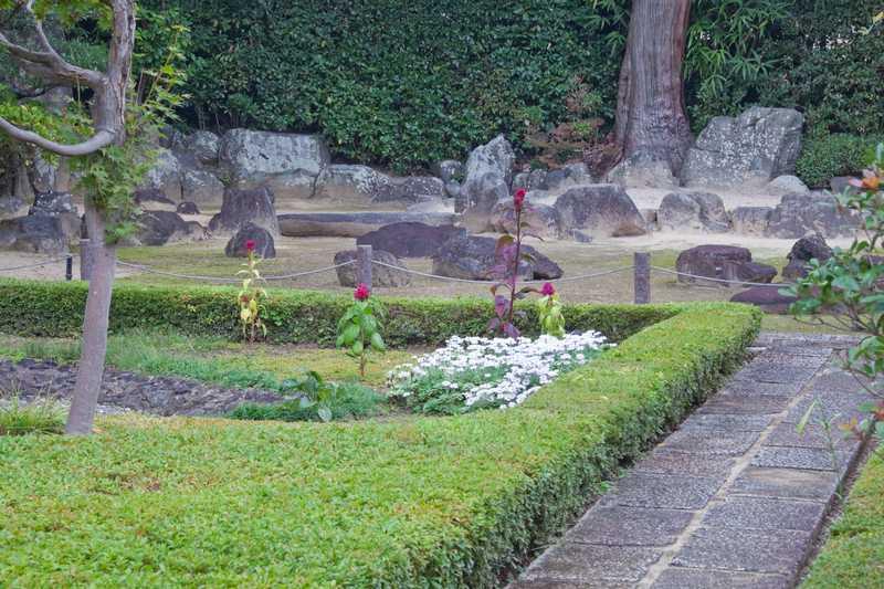 普門寺庭園