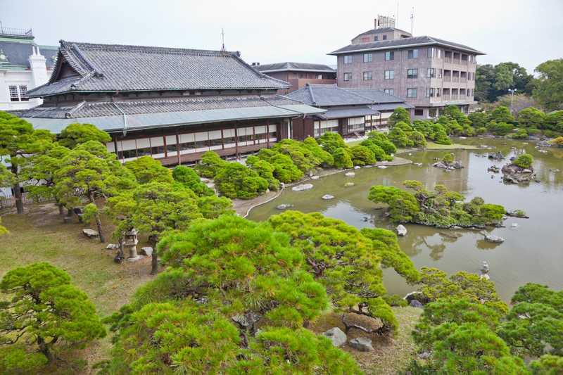 立花氏庭園