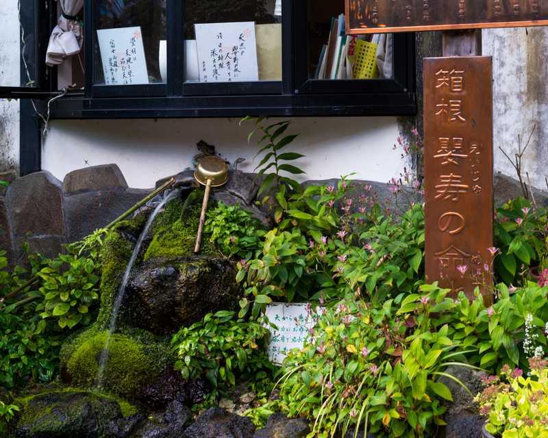 箱根 嬰寿の命水