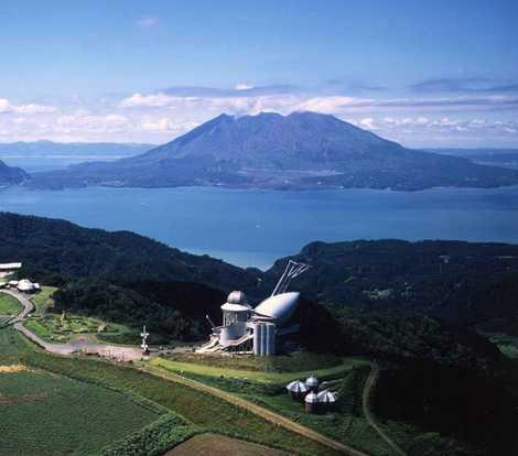 輝北天球館の画像