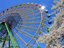 華蔵寺公園の画像