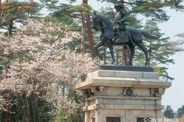 青葉山公園(仙台城跡)