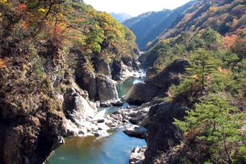 龍王峡の画像