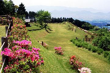山中城跡公園