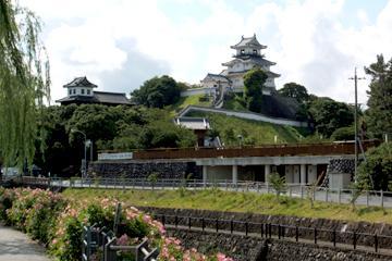 掛川城の画像