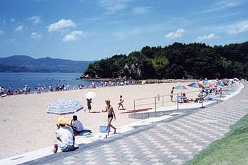 伊万里人工海浜公園「イマリンビーチ」