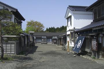松前藩屋敷