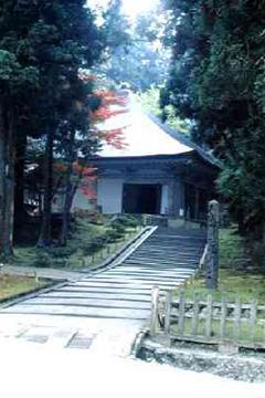中尊寺讃衡蔵