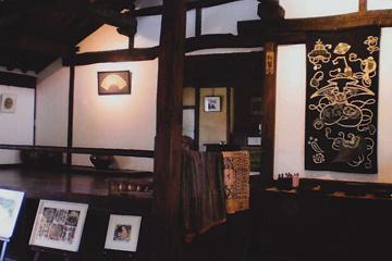 杏の里板画館
