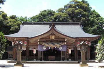 八重垣神社宝物収蔵庫