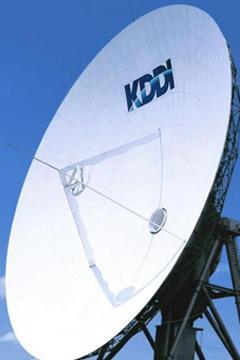 KDDIパラボラ館