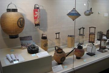 日本のあかり博物館