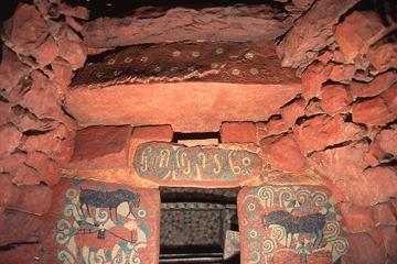 王塚装飾古墳館