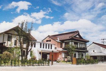 喜多方蔵座敷美術館