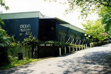 大川美術館