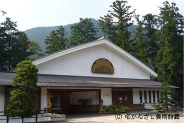澤乃井櫛かんざし美術館