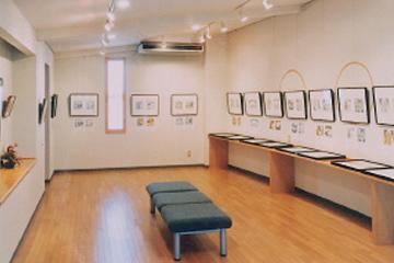 小さな絵本美術館