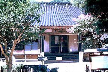 佛谷寺大日堂