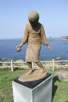 県立江住海岸公園・日本童謡の園