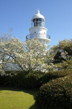 樺島灯台公園