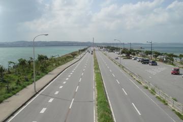 海中道路の画像