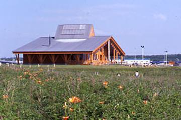 サロマ湖ワッカネイチャーセンター
