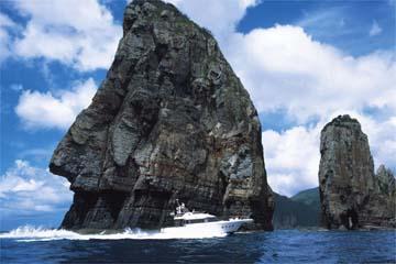 ナポレオン岩