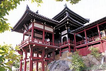 西方寺・普明閣