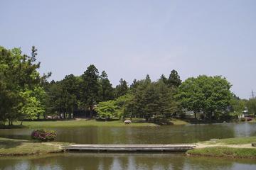 旧観自在王院庭園