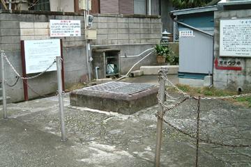 大ウナギ井戸