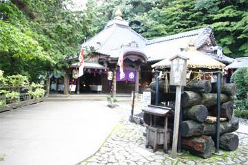 立木観音(安養寺)