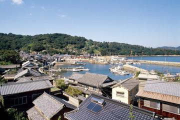 真鍋島の風景