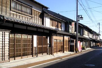 長崎街道の面影が残る町 木屋瀬