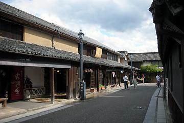 九州の小京都 豆田町