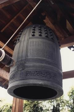 寺町寺院群の鐘